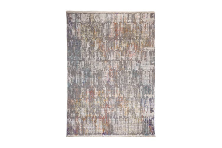 97x150cm Crupet Multicolour Indoor Rug, Area Rug, Floor Rug