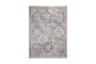 97x150cm Trogney Blue Indoor Rug, Area Rug, Floor Rug