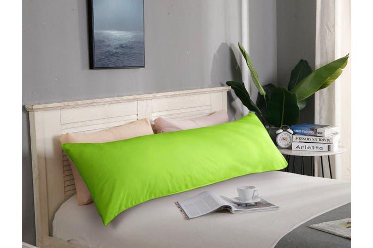 1000TC Premium Ultra Soft Body Pillowcase - Green