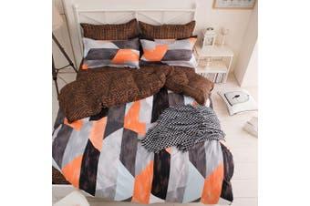 Findia Quilt/Doona/Duvet Cover Set (King Size)