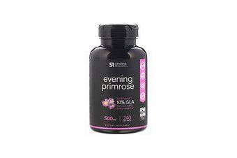Sports Research - Evening Primrose, high potency 500mg
