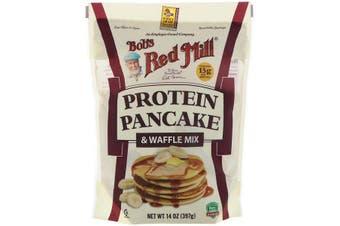 Bob's Red Mill High Protein Powder Pancake & Waffle Whole Wheat Flour Mix (397g)