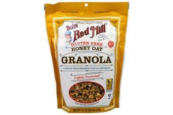 Bob's Red Mill Honey Oat Granola Gluten Free (340g)