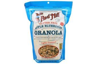 Bob's Red Mill Apple Blueberry Granola Gluten Free (340g)