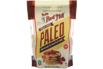 Bob's Red Mill Paleo Pancake & Waffle Mix Grain & Gluten Free 368g