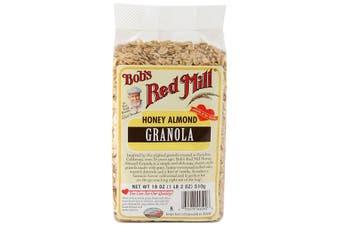 Bob's Red Mill Honey Almond Granola (510g)