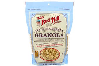 Bob's Red Mill Granola Naturally Flavoured Lightly Sweetened Apple Blueberry (340g)