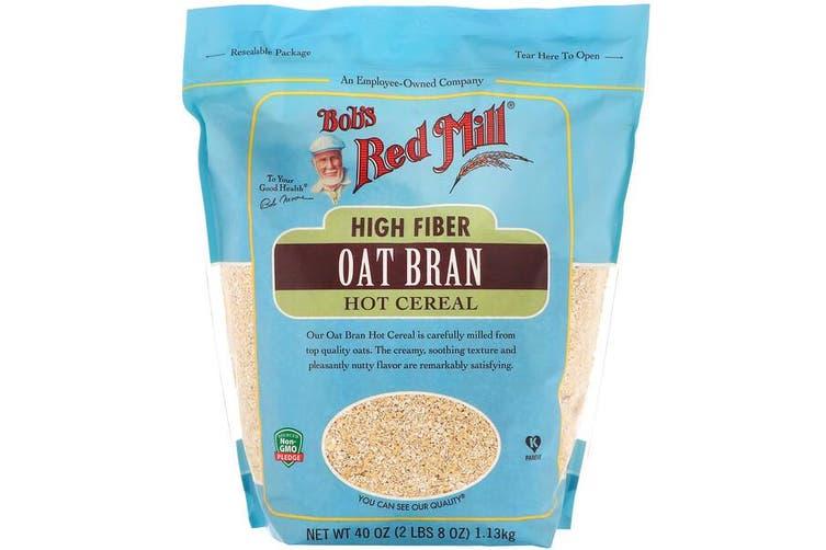 Bob's Red Mill High Fiber Oat Bran Hot Cereal (1.13kg)