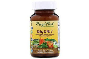 Baby & Me 2 - 60 Tablets