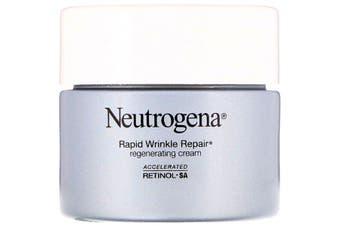 Neutrogena, Rapid Wrinkle Repair, Regenerating Cream, 48 g
