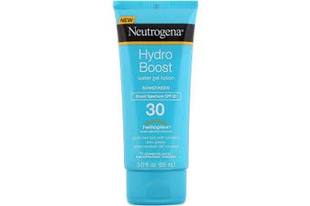 Neutrogena, Hydro Boost, Water Gel Lotion, SPF 30, 88 ml