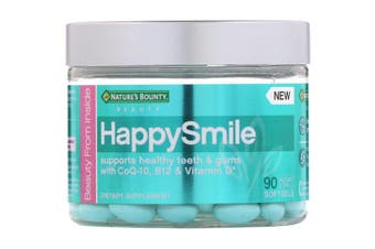 Nature's Bounty HappySmile - 90 Softgels