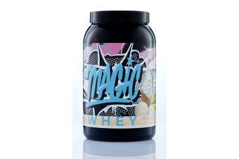 Magic Nutrition Whey Protein - Vanilla, 907g