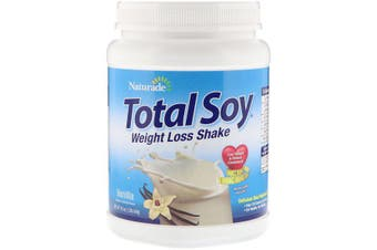 Naturade Total Soy Weight Loss Shake Vanilla 540g