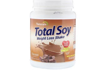 Naturade Total Soy Weight Loss Shake Chocolate 540g