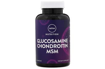 MRM Nutrition Glucosamine Chondroitin MSM Joint Support 90 Capsules