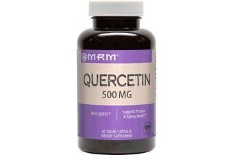 MRM Quercetin QU955 Supports Prostate & Kidney Health - 500mg, 60 Vegan Capsules