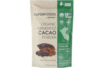 MRM Organic Fermented Cacao Powder Kakawa Food ofthe Gods 240g