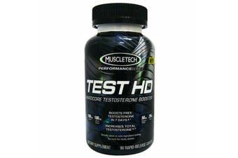 Muscletech Test HD - 90 Capsules