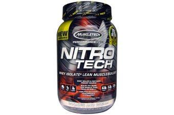 Muscletech Nitrotech - Cookies & Cream 907g