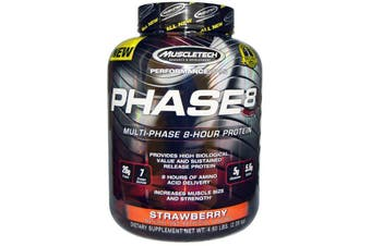 Muscletech Phase 8 Multi-Phase 8 Hour Protein - Vanilla 2kg