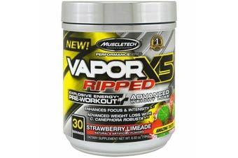Muscletech Vapor X5 Ripped - 30 Serves