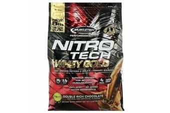 Muscletech Nitrotech 100% Whey Gold 3.6kg