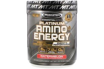 Muscletech Platinum Amino Energy - 30 Serves Watermelon