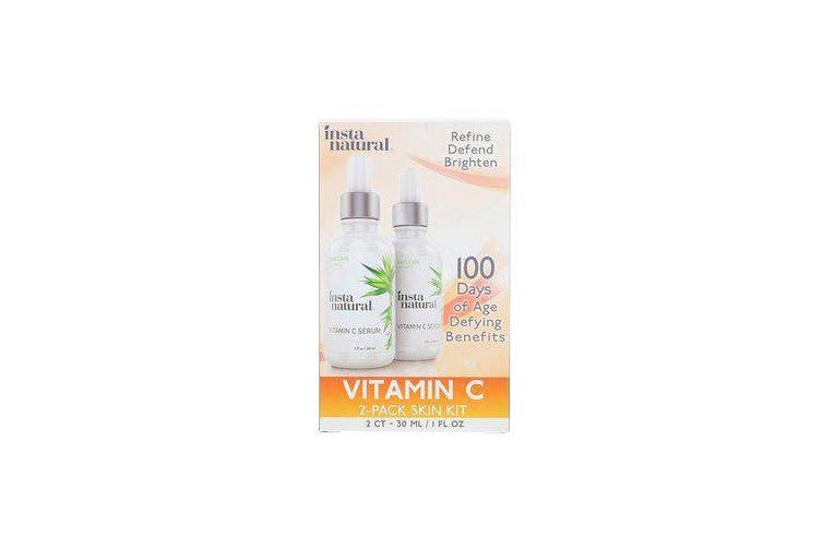 Vitamin C Serum 2-Pack Skin Kit - 2x2 Pack