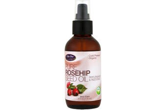 Life-flo Pure Rosehip Seed Oil Skin Care Natural Cold Pressed Certified Organic 118ml