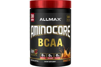 ALLMAX Nutrition AMINOCORE BCAA - Sweet Tea 315g