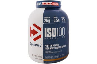 Dymatize ISO 100 Hydrolized - Protein Powder - 2.3kg