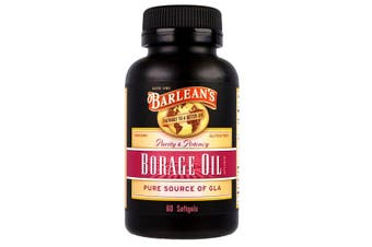 Barlean's, Borage Oil, 60 Softgels