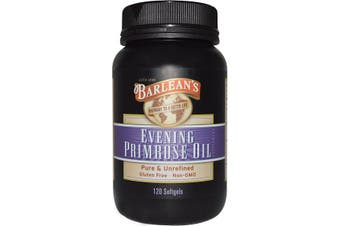 Barlean's, Evening Primrose Oil, 120 Softgels