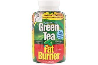 Applied Nutrition Green Tea Fat Burner 90 Fast Acting Liquid Soft-Gels
