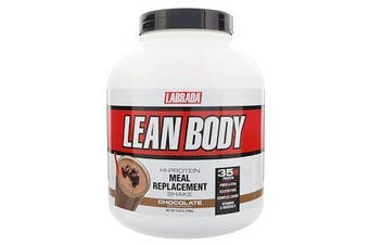 Labrada Nutrition - Lean Body, Hi-Protein Meal Replacement Shake - Chocolate