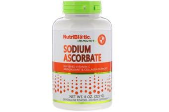 NutriBiotic Immunity Sodium Ascorbate Crystalline Powder - 227g