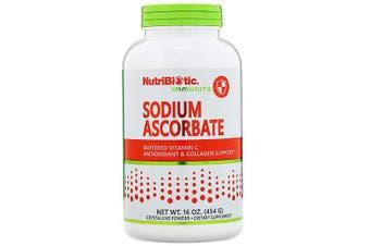 NutriBiotic Immunity Sodium Ascorbate Crystalline Powder - 454g