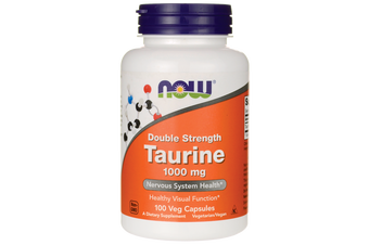 Now Foods - Taurine, 1000mg