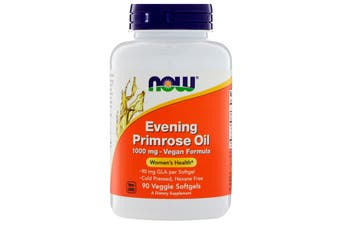 Now Foods - Evening Primrose Oil, 1000mg