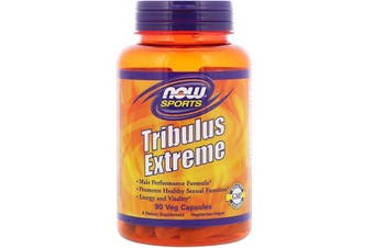 Now Foods Sports Tribulus Extreme Male Performance & Sexual Function Support 90 Veg Capsules