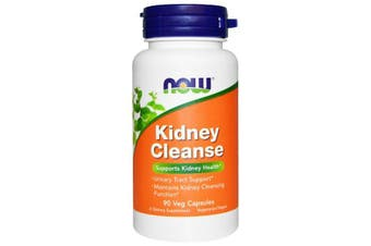 Now Foods Kidney Cleanse & Urinary Tract Support 90 Veg Capsules