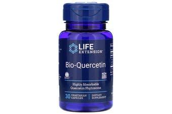 Life Extension Bio-Quercetin Quercetin Phytosome - 30 Vegetarian Capsules