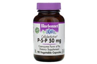 Bluebonnet Nutrition, P-5-P, 50 mg, 90 Vcaps