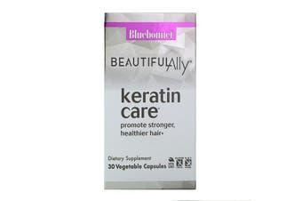 Bluebonnet Nutrition, Beautiful Ally, Keratin Care, 30 Vegetable Capsules