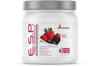 Metabolic Nutrition ESP Pre Workout