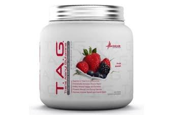 Metabolic Nutrition TAG Trans Alanyl Glutamine Powder Fruit Punch 400g