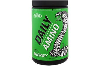Cobra Labs - Daily Amino - Green Apple Flavour - 30 Servings