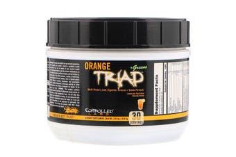 Controlled Labs, Orange Triad + Greens, Lemon Ice Tea Flavor, 418.5g