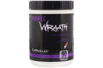 Controlled Labs, PURPLE WRAATH, Freedom Pop, 1152g